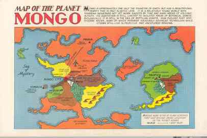 Blog #4 mongo map