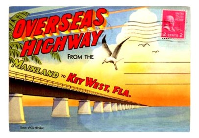 postcard-folder-overseas-highway-key-west-florida